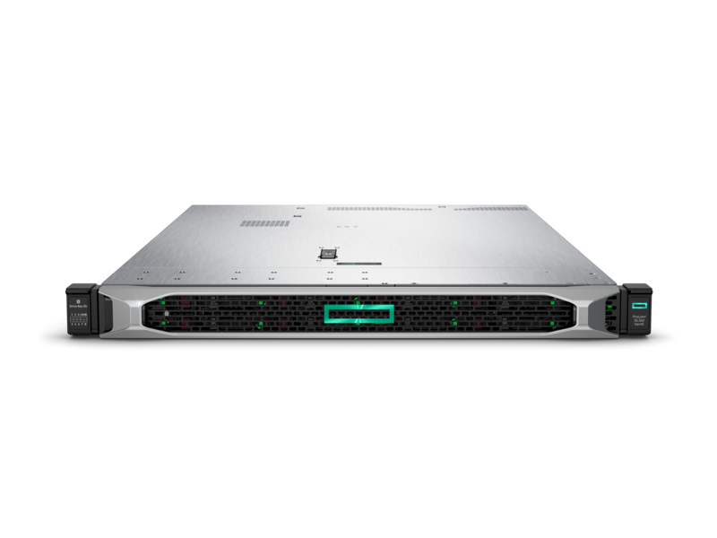 Сервер HPE ProLiant DL360 Gen10 4210 2.2GHz 10-core 1P 16GB-R P408i-a 8SFF 500W PS Server