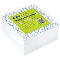 Бумага для заметок белая 9х9х4,5см. OfficeSpace