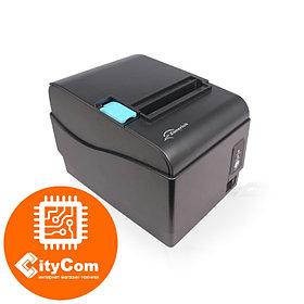 Принтер чеков Zonerich AB-88H 80mm USB/COM/LAN POS термопринтер чековый для магазинов, бутиков, кафе Арт.1668