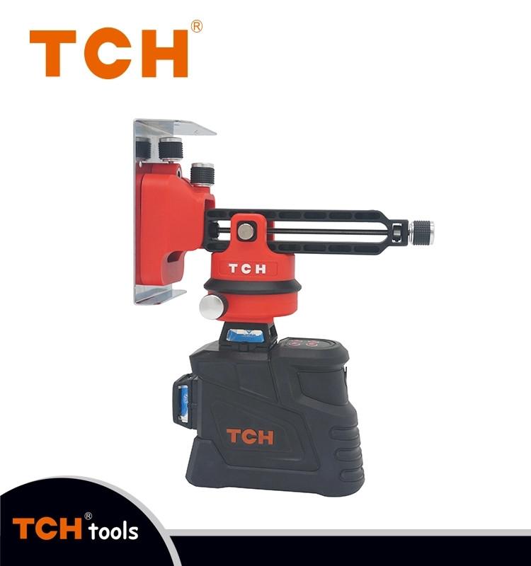 Лазерный уровень TCH ZZ 519 + штатив и кейс