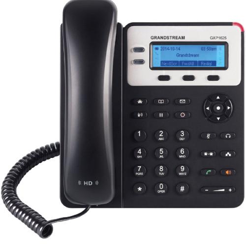 IP телефон Grandstream GXP1625(PoE) 2 SIP аккаунта