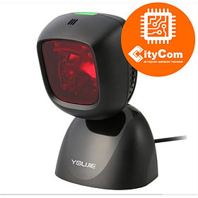 Стационарный многоплоскостной сканер штрих-кода YOUJIE 5900, многополосный Арт.2953