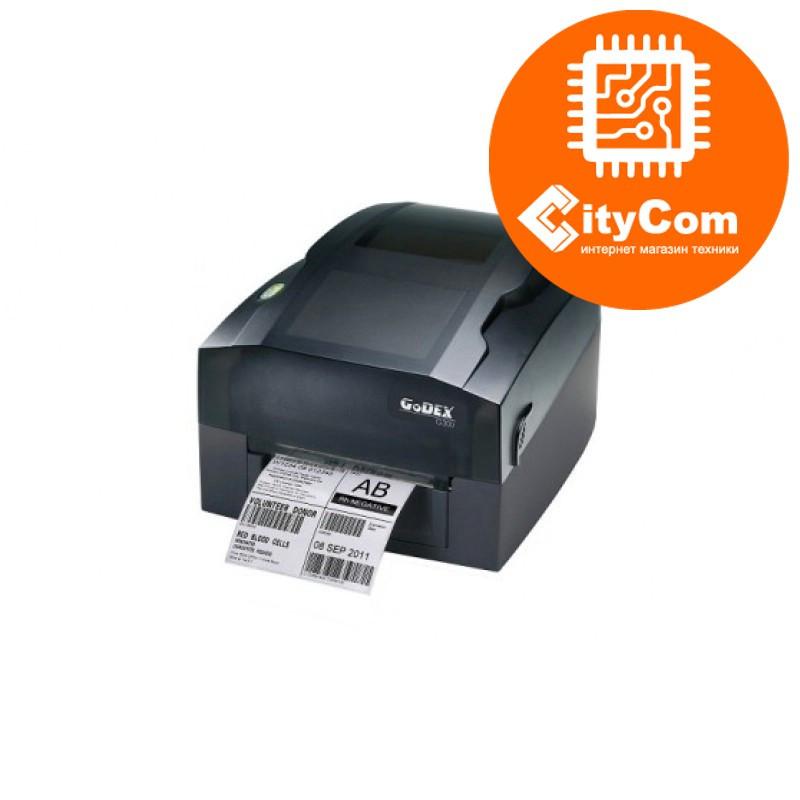 Принтер этикеток GODEX G330 маркировочный для штрих кодов, ценников и др.