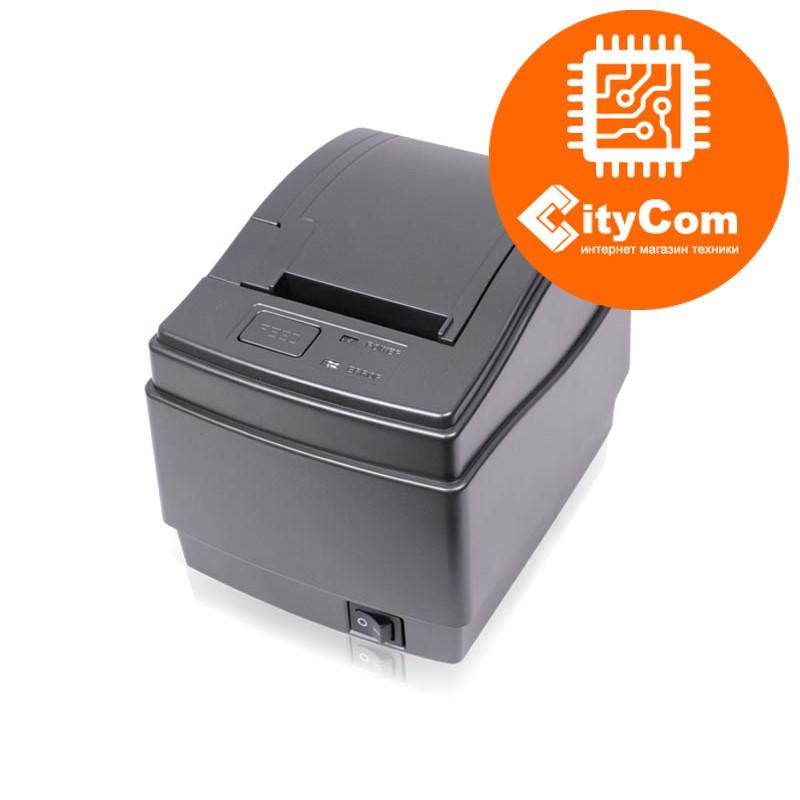 Принтер чеков Zonerich AB-58C, высокоскоростной, POS термопринтер чековый для магазинов, бутиков, ка