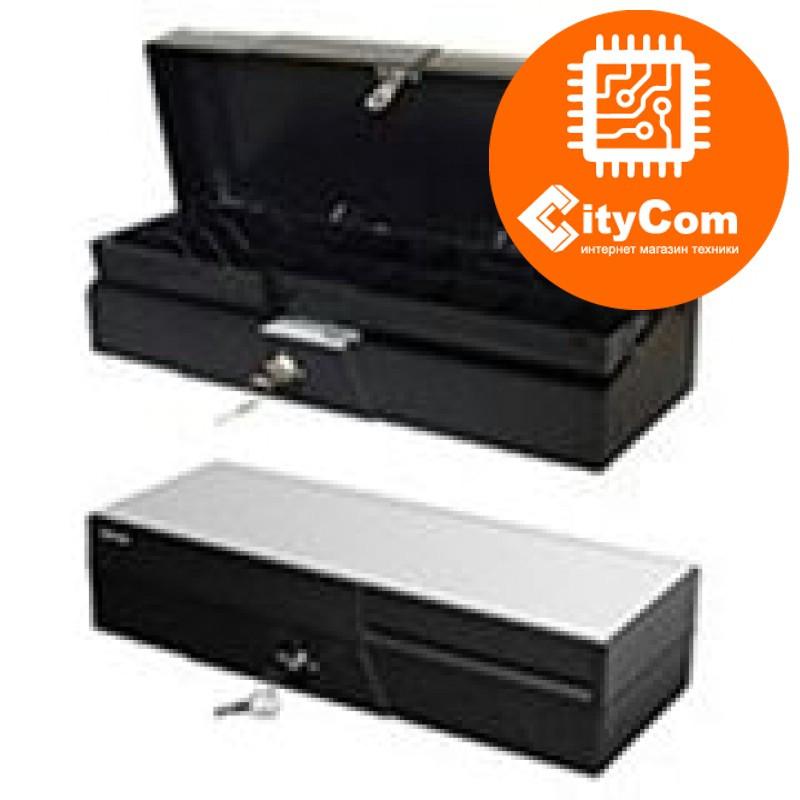 Денежный ящик для купюр и монет (cash drawer) CITAQ CR-2010 Кассовый ящик. Автоматический.