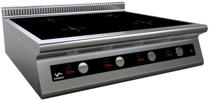 Плита индукционная настольная 4 конфорки I7-4T