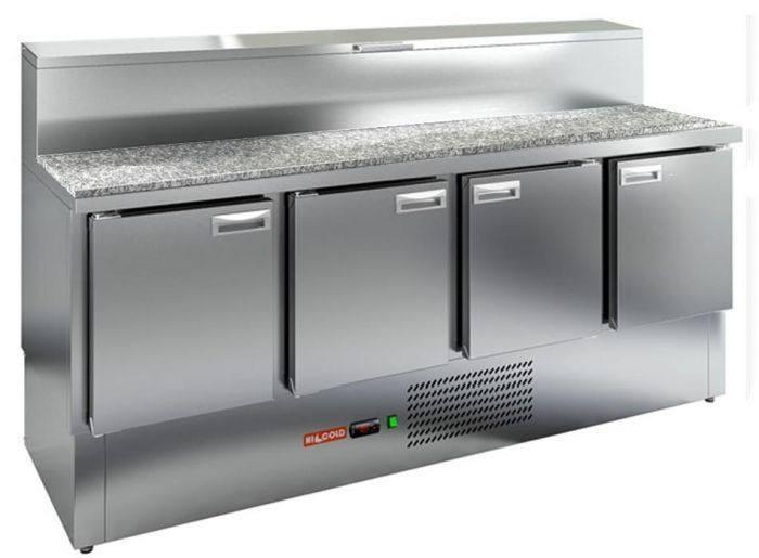 Стол холодильный (без агрегата) HICOLD GNG 11 HT P