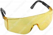 Очки защитные кристально чистые для пасмурной погоды 10шт