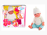 Интерактивный пупс Baby Doll 43 см