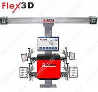 3D-стенд анализа геометрии х/ч Flex3D