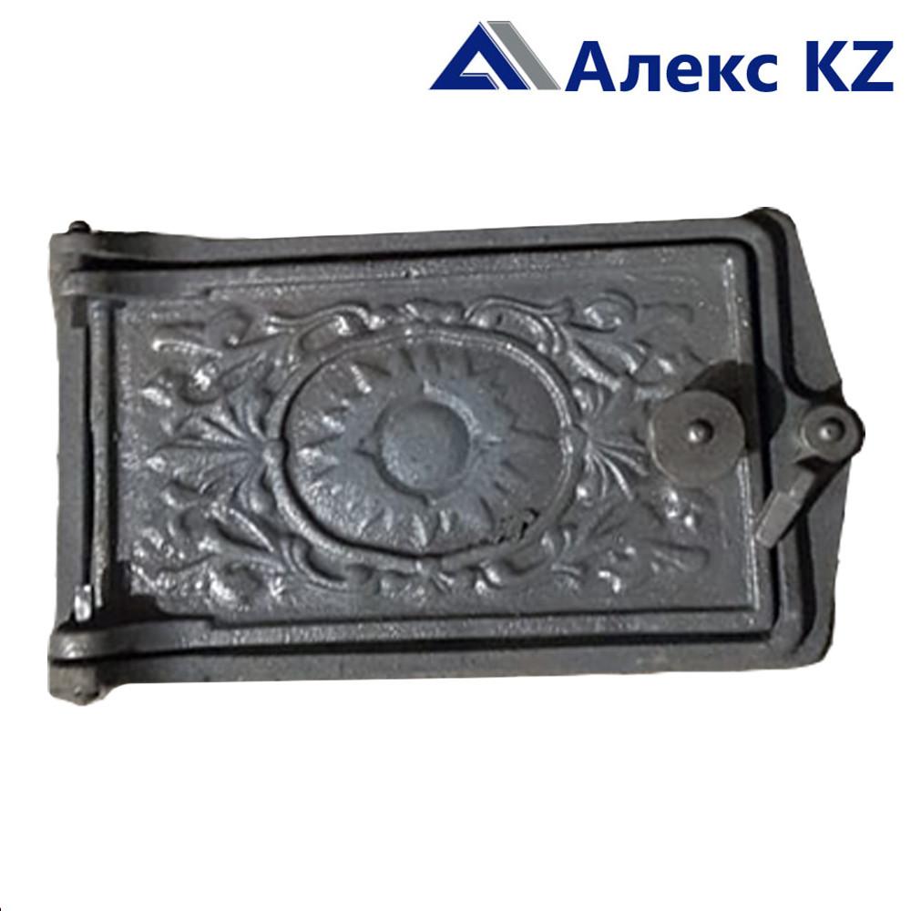 Дверца на печь  большая (21 см*25 см)