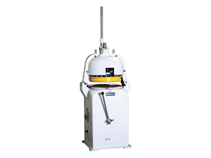 Тестоделитель-округлитель SINMAG SМ 4-30