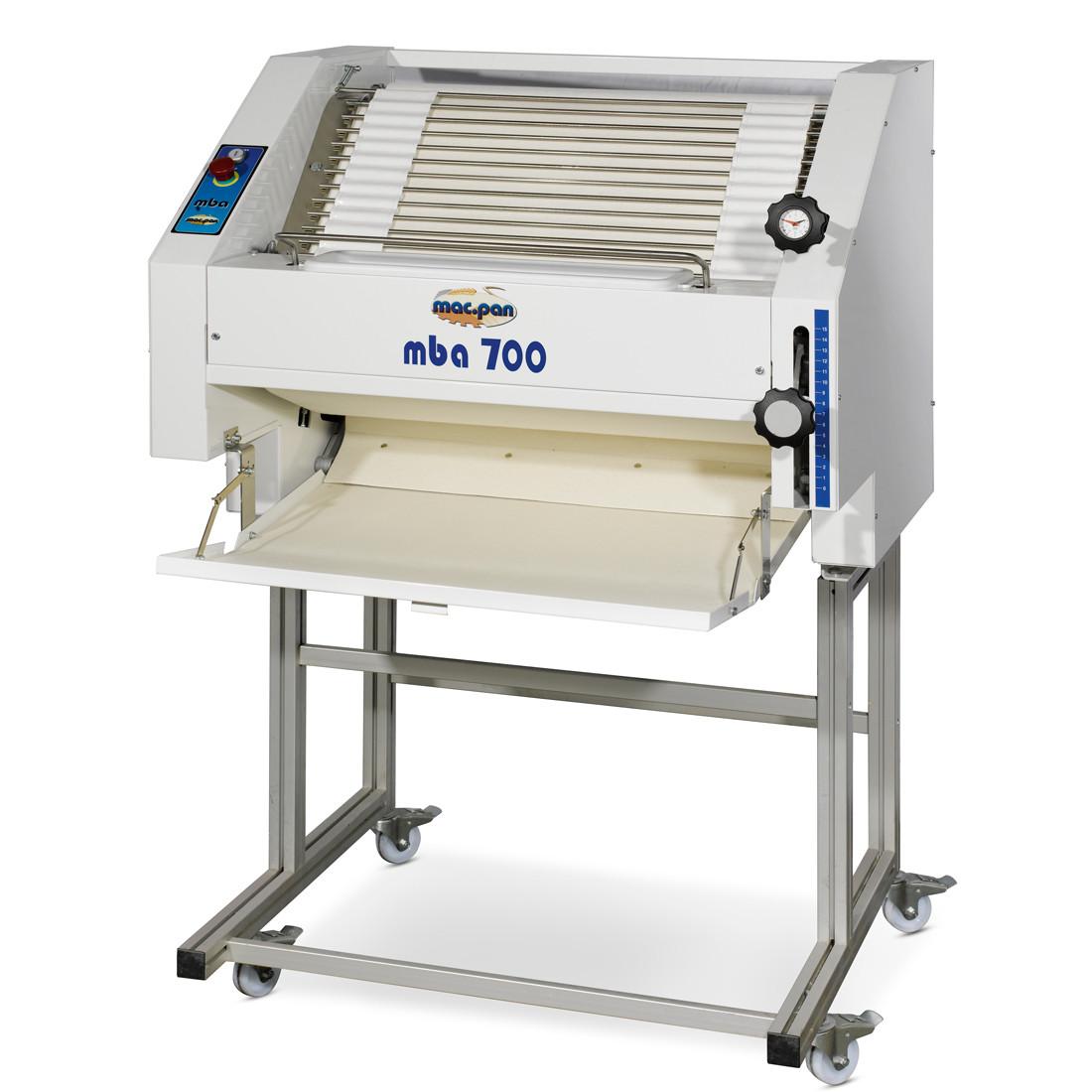 Тестозакаточная машина MAC.PAN MBA/2CL