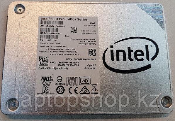 """SSD 2.5"""" Intel Pro 5400s 2.5"""" 240Gb SSDSC2KF240H6H"""