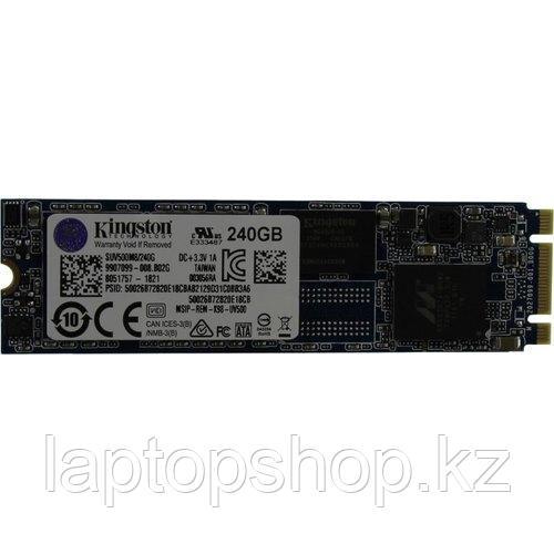 SSD M.2 Kingston SSD SUV500M8/240G 240 GB, M.2 SATA 6Gb/s