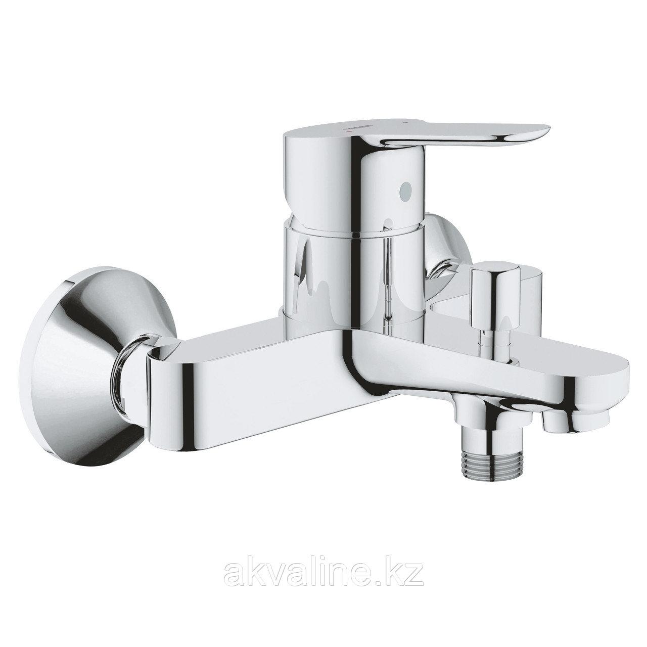 Grohe BauEdge Смеситель однорычажный для ванной, DN 15 23334000