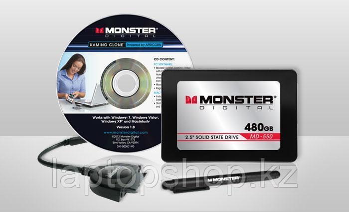 """SSD 2,5"""" SSD 2,5"""" Monster Digital MD-550 480Gb"""