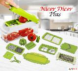 Овощерезка -терка Nicer Dicer Plus (Найсер Дайсер Плюс), фото 2