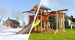 Детская площадка Савушка Семейная - 19