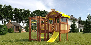 Детские площадки для малышей Савушка