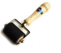 Ролик резиновый для фанерования, Crown, 89мм (3.1/2')