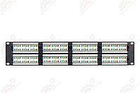 "Панель 19"", 2U, 48 портов, Кат.5e, RJ45/8P8C, неэкран"