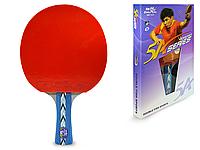 Профессиональная ракетка для настольного тенниса Double Fish 5A Series