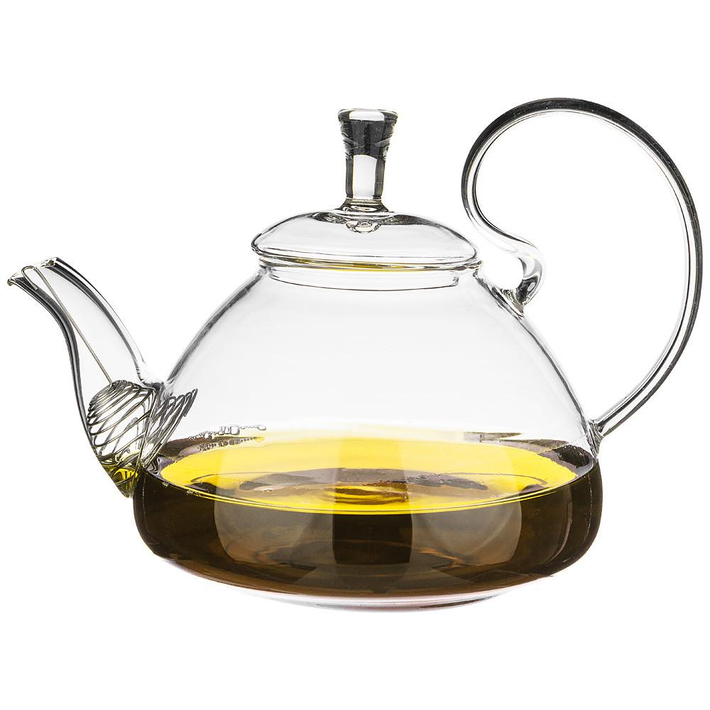 Чайник заварочный с фильтром Agness 1 л