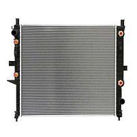 Радиатор NISSENS охлаждение двигателя MERCEDES ML-CLASS W 163 (98-) ML 230 (+) 62788A