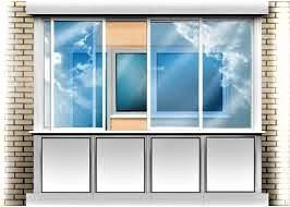 Остекление лоджий и балконов в Алматы (под ключ) - фото 6