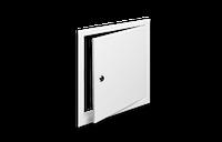 Люк-дверца ревизионная металлическая с замком 200*300мм