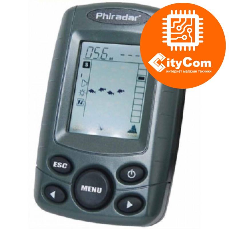 Эхолот проводной (ручной) FF108 Portable Icon Fish Finder