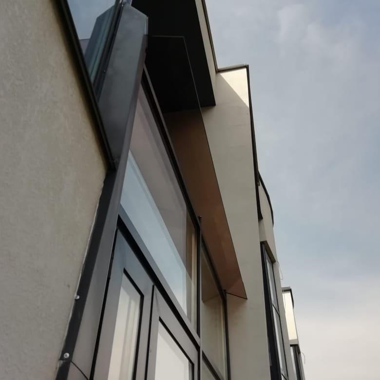 Алюминиевые окна - фото 5