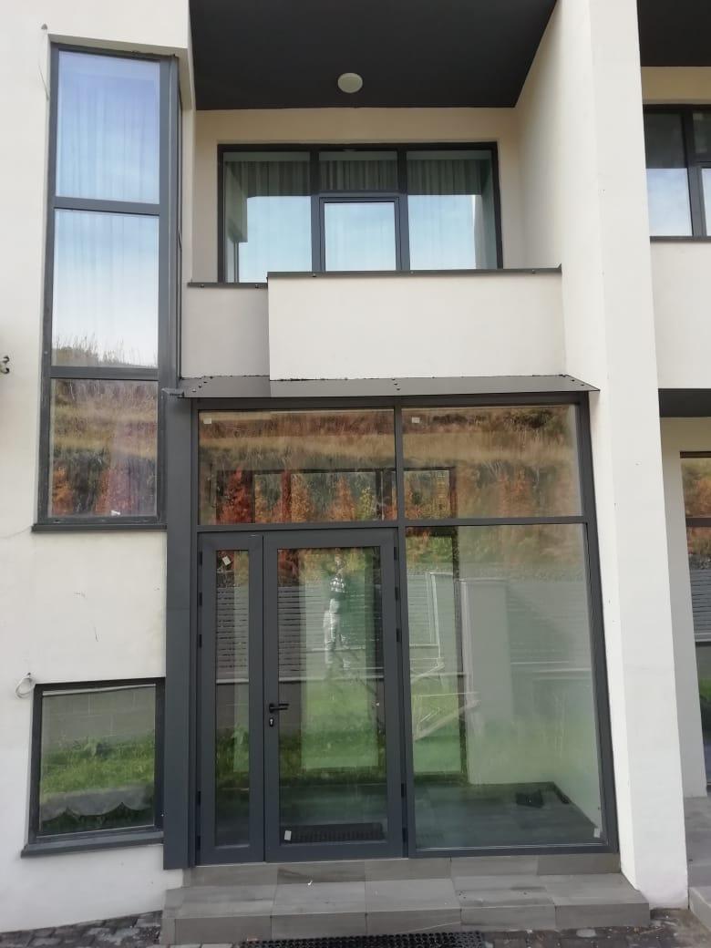 Алюминиевые окна - фото 6