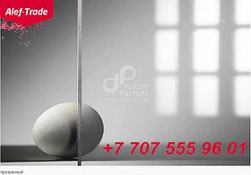 Монолитный поликарбонат MONOGAL, 1,5 мм, (2,05*3,05 метра) Прозрачный / Бронзовый