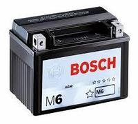 """Аккумулятор BOSCH AGM 10Ah  510012 """"+  -"""" 152x88x131  0092M60140"""