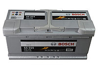"""BOSCH Аккумулятор 110Ah  610402   """"-  +""""  393x175x190  0092S50150"""