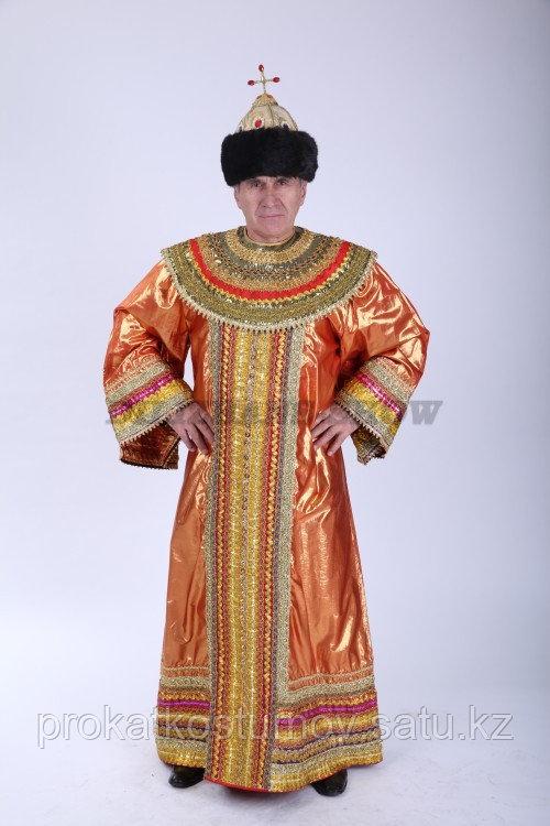 """Аренда костюма """"Царь"""""""