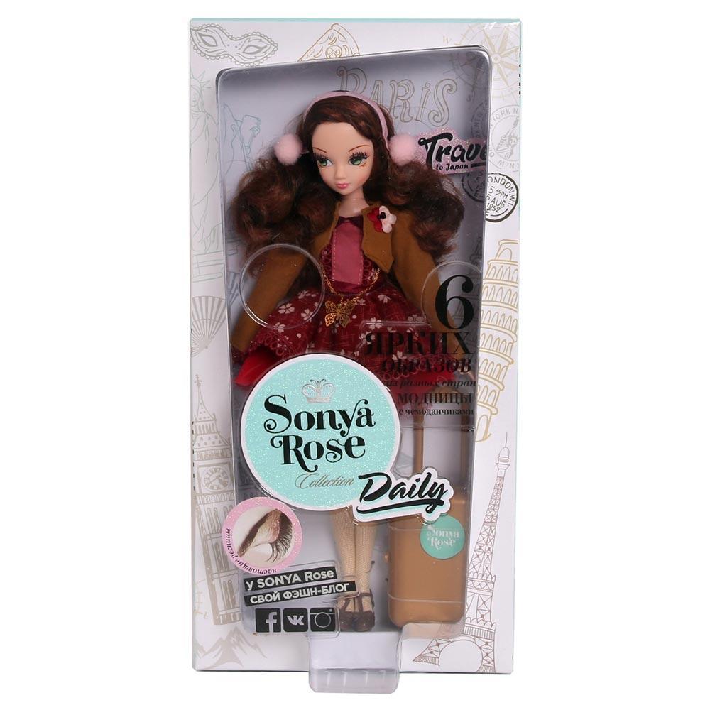 "Sonya Rose Кукла ""Daily Collection"" Путешествие в Японию - фото 2"