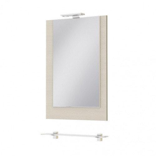 Зеркало ЮВЕНТА Matrix 65 800х650х100 (MXM-65) крема