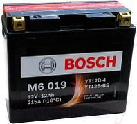 """Аккумулятор BOSCH Agm 12Ah  512901 """"+  -"""" 151x70x131  0092M60190"""