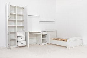 Комплект мебели для детской Салерно, Белый Белый, БРВ Брест(Беларусь), фото 2