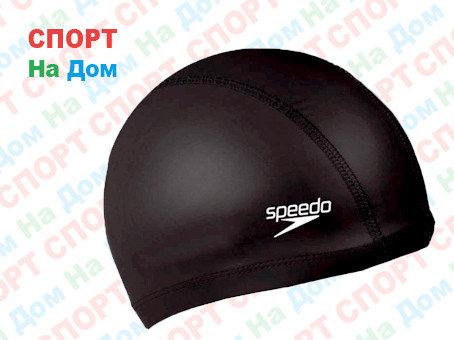 Шапочка для плавания Speedo Bubble Cap (цвет черный), фото 2