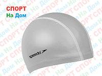Шапочка для плавания Speedo Bubble Cap (цвет серый)