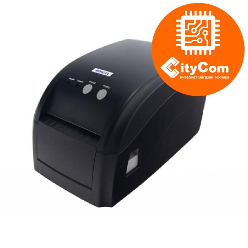 Принтер этикеток Rongta RP80VI-US маркировочный для штрих кодов, ценников и др.