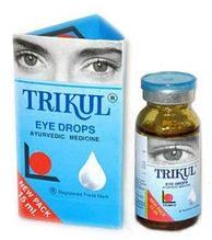 Глазные капли, Трикул / Eye Drops, Trikul, Trimed / 15 мл