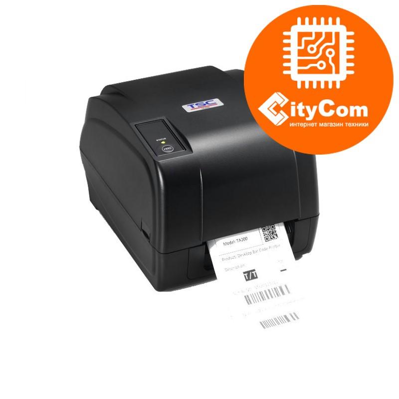 Принтер этикеток TSC T300A термотрансферный, маркировочный для штрих кодов, ценников и др.
