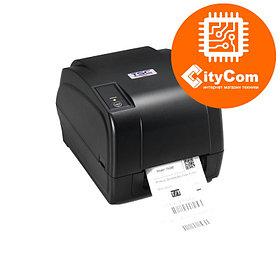 Принтер этикеток TSC T300A термотрансферный, маркировочный для штрих кодов, ценников и др. Арт.3009