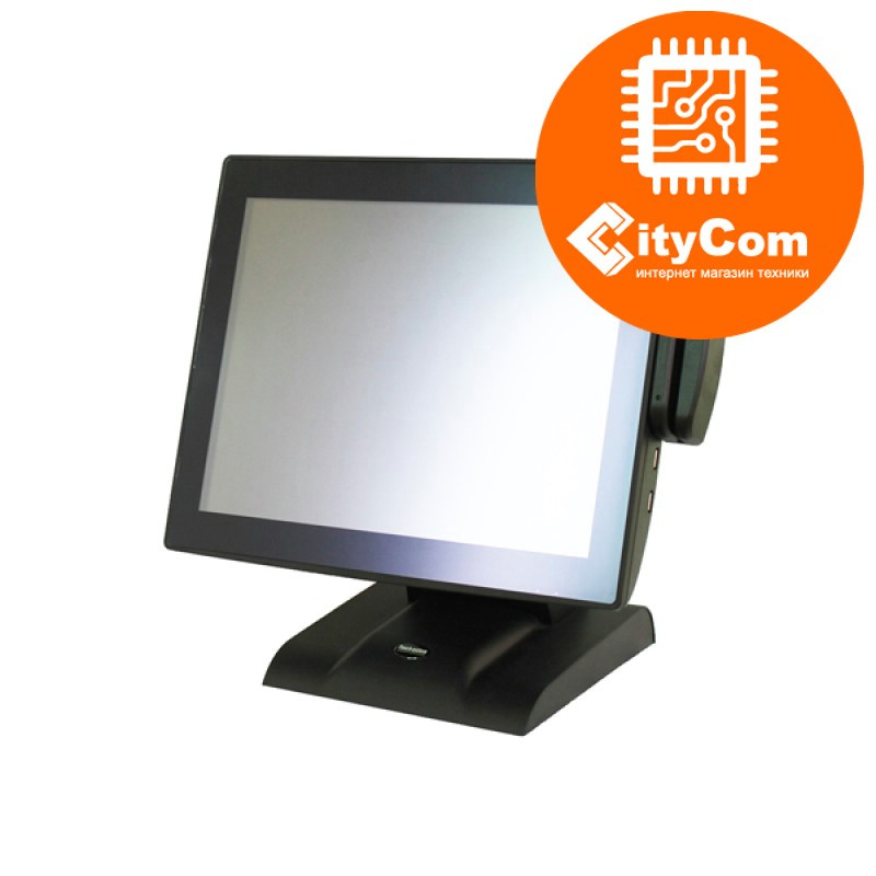 "15"" POS Терминал+MSR ADVANPOS EP-5540, True Flat IP65"