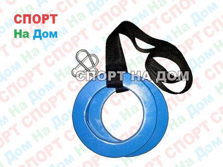 Детские гимнастические кольца (дерево), фото 2